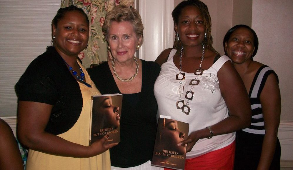 Samone Lett - Bruised But Not Broken Book Signing Event - Professional Woman Network